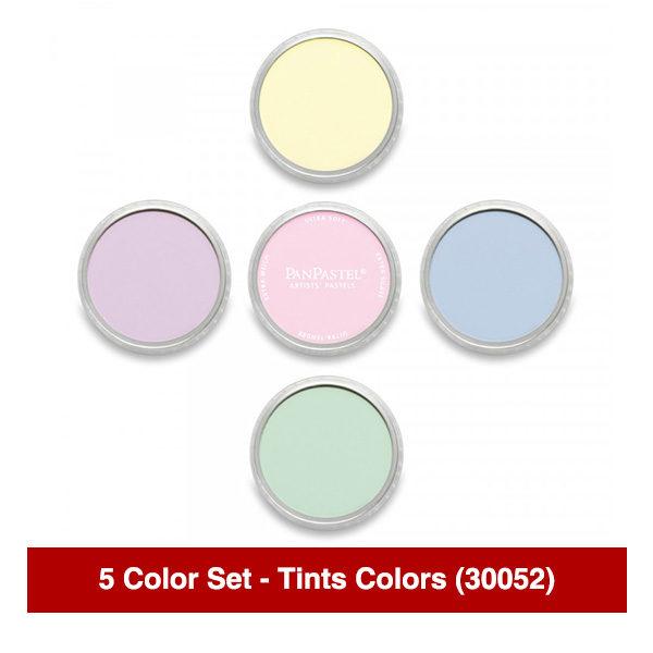 PanPastel-Ultra-Soft-Artists-Painting-Pastels-Tints-Colors-5-Color-Set-30052