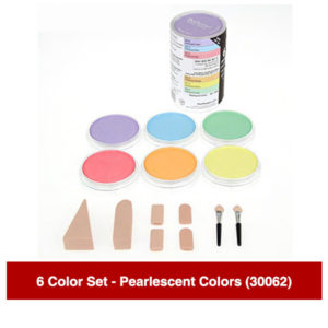 Panpastel-6-set-of-pearlescent-colours-30062-with-accessories