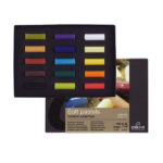 Royal-Talens-Rembrandt-Soft-Pastels-General-Selection-Starter-Set-of-15-Half-Length