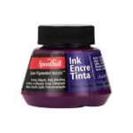 Speedball-Acrylic-Ink-60ml-Deep-Purple-Colour