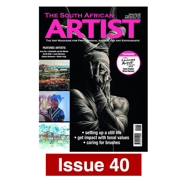 The-south-African-Artist-Magazine-issue-40-cover-page