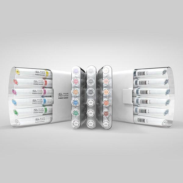 Winsor-&-Newton-Pigment-Marker-Sets