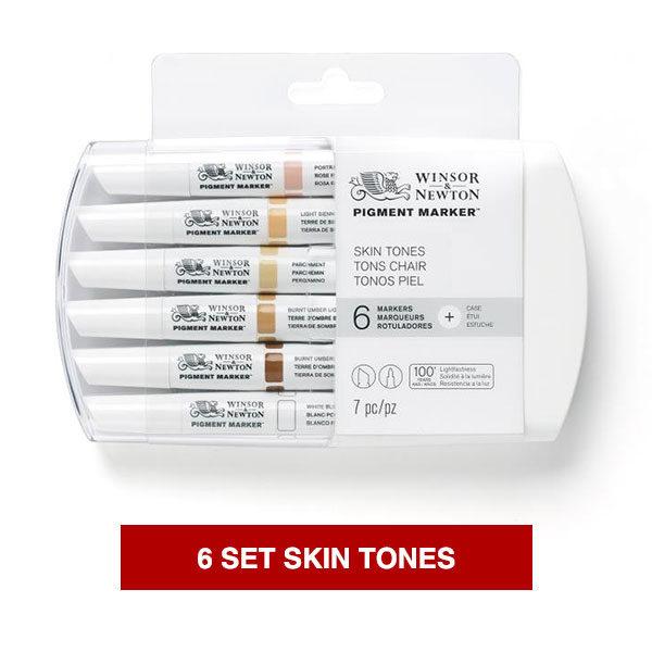 Winsor-&-Newton-Pigment-Marker-Skin-Tones-Set
