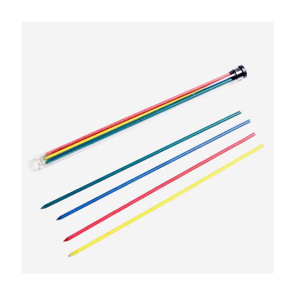 Caran-dAche-Fixpencil-Mechanical-Pencil-Colour-Leads-2mm-4pc