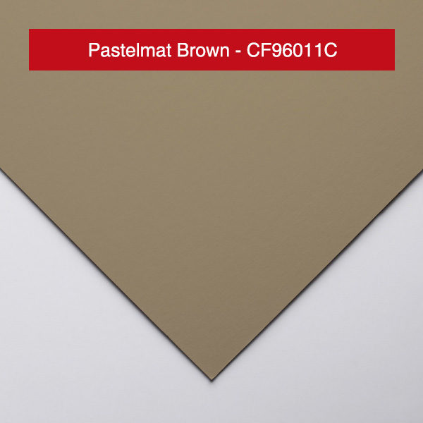 Clairefontaine-Pastelmat-Brown-CF96011C-Paper