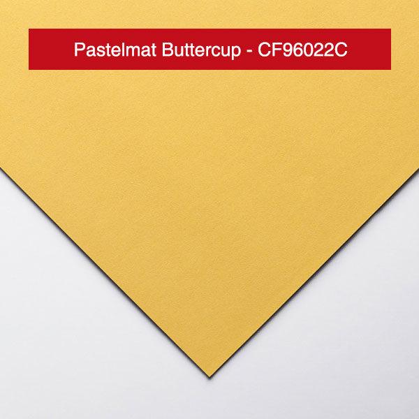 Clairefontaine-Pastelmat-Buttercup-CF96022C-Paper