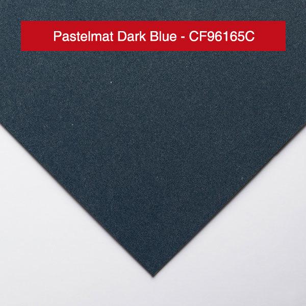 Clairefontaine-Pastelmat-Dark-Blue-CF96165C-Paper