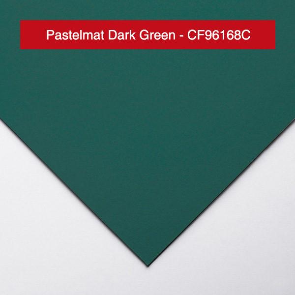 Clairefontaine-Pastelmat-Dark-Green-CF96168C-Paper