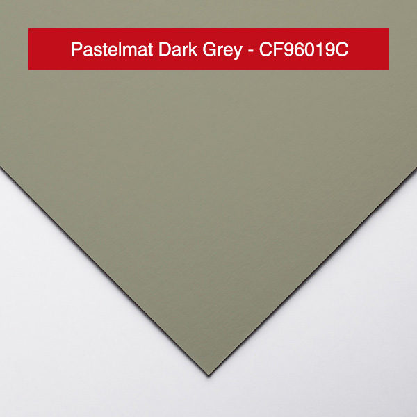 Clairefontaine-Pastelmat-Dark-Grey-CF96019C-Paper