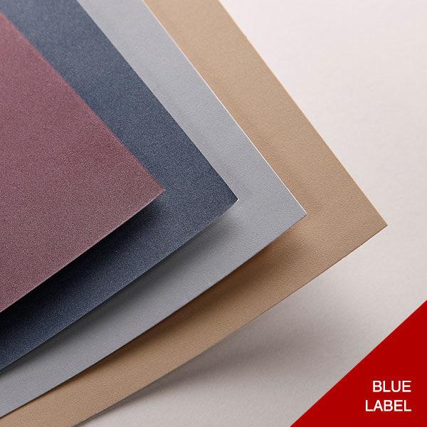 Clairefontaine-Pastelmat-Glued-Pad-Blue-Label-Paper-Colours