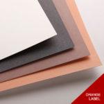 Clairefontaine-Pastelmat-Glued-Pad-Orange-Label-Paper-Colours