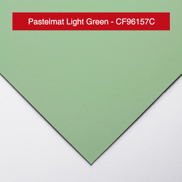 Clairefontaine-Pastelmat-Light-Green-CF96157C-Paper