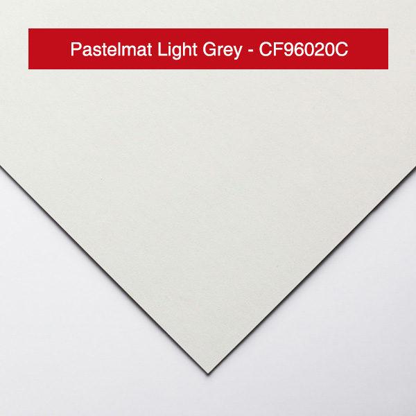 Clairefontaine-Pastelmat-Light-Grey-CF96020C-Paper
