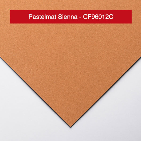 Clairefontaine-Pastelmat-Sienna-CF96012C-Paper