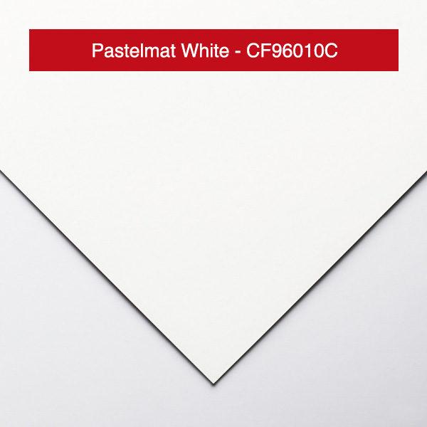 Clairefontaine-Pastelmat-White-CF96010C-Paper