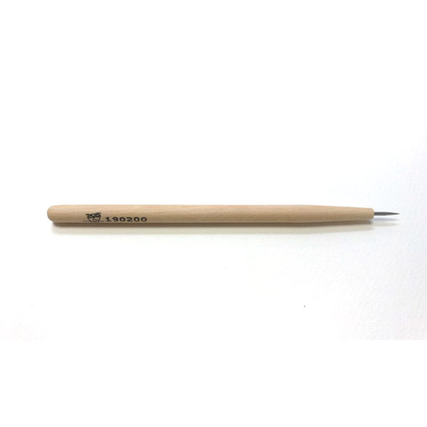Etching-Needle-Heavy-Pointed-2mm-with-Wooden-Handle