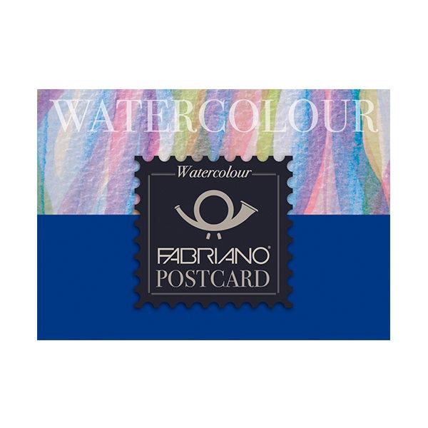 Fabriano-Watercolour-Postcard-Pad
