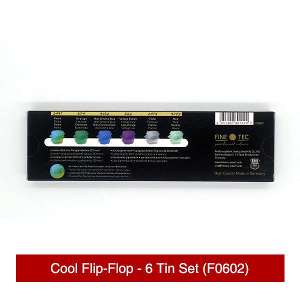 Finetec-Cool-Flip-Flop-6-Tin-Set-Back