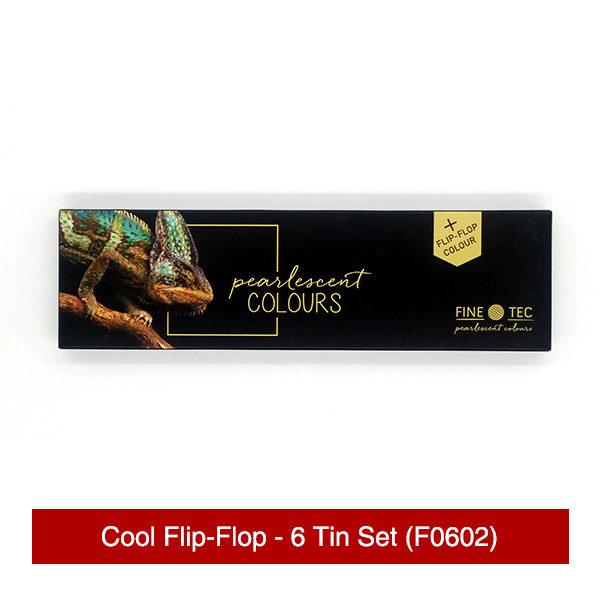 Finetec-Cool-Flip-Flop-6-Tin-Set-Front