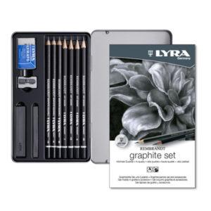 Lyra-Rembrandt-Graphite-Set-L2051111