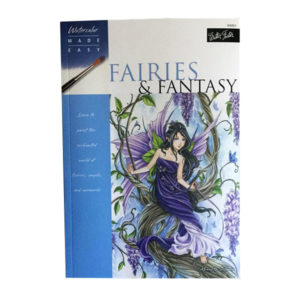 Walter-Foster-Fairies-&-Fantasy-Watercolor-Made-Easy12-projects-WME4