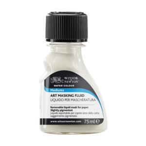 Winsor-&-Newton-Art-Masking-Fluid-75ml-Watercolour-Medium