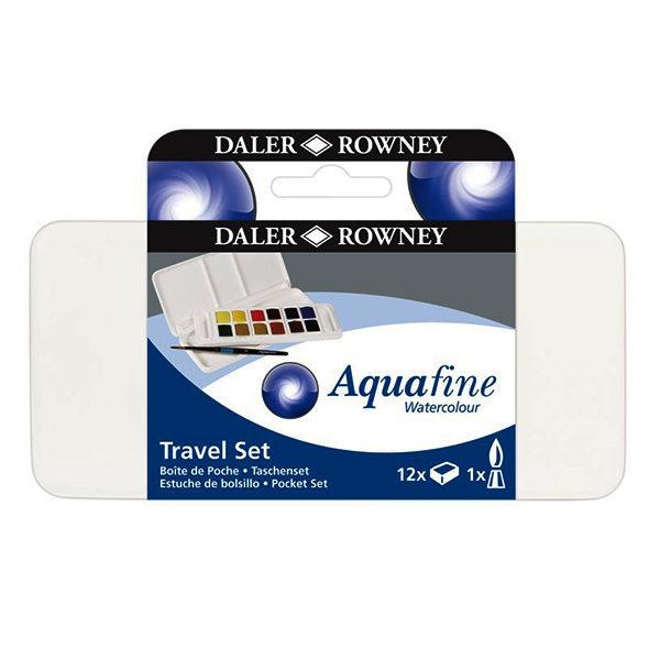 Daler-Rowney-Aquafine-Travel-Set-12-Half-Pans