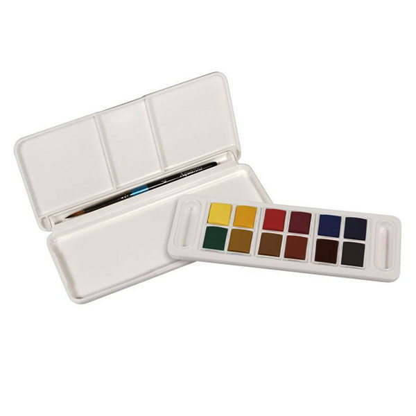 Daler-Rowney-Aquafine-Travel-Set-open