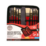Daler-Rowney-Simply-Oil-White-Bristle-Brush-Zip-Case