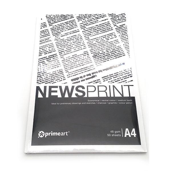 Prime-Art-Newsprint-A4-Pad-Neutral-Toned