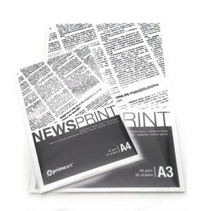Prime-Art-Newsprint-Pads-Neutral-Toned