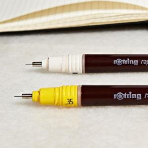 Rotring-Rapidograph-Pens-closeup