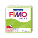 Fimo-Soft-Modelling-Clay-57g-Apple-Green