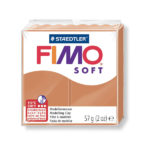 Fimo-Soft-Modelling-Clay-57g-Cognac