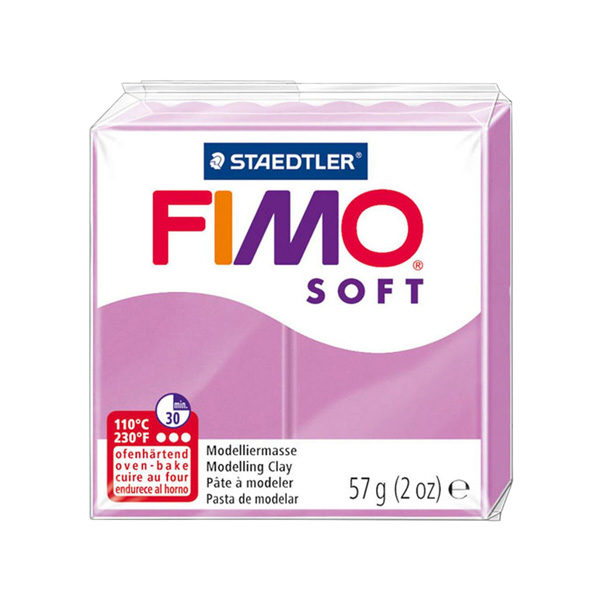 Fimo-Soft-Modelling-Clay-57g-Lavender