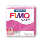 Fimo-Soft-Modelling-Clay-57g-Raspberry