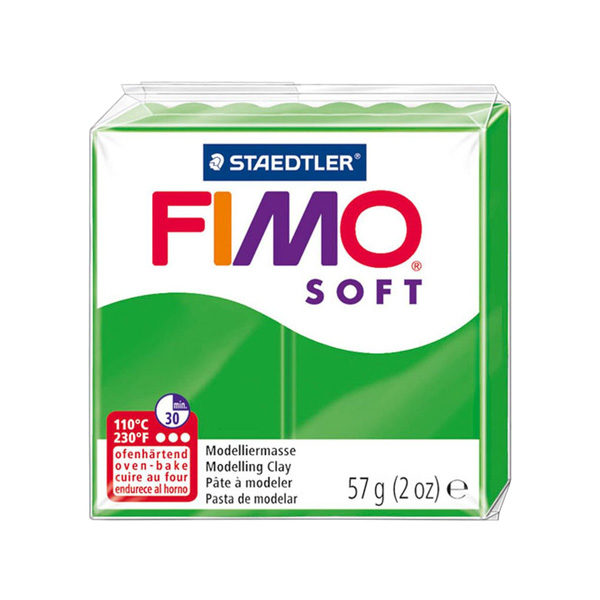 Fimo-Soft-Modelling-Clay-57g-Tropical-Green