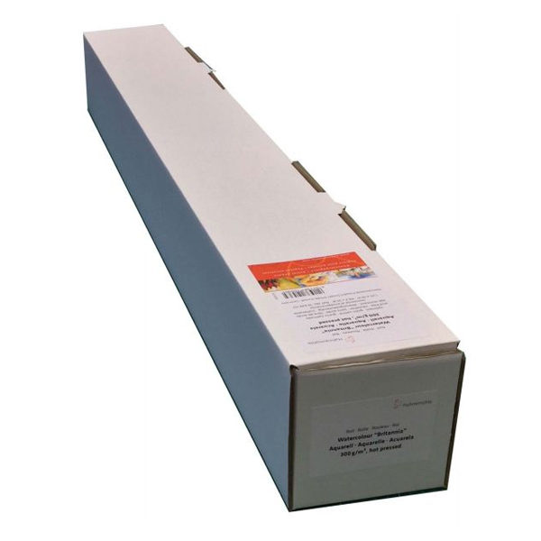 Hahnemuhle-Britannia-300gsm-Watercolour-Paper-Roll