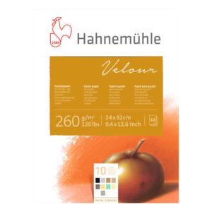 Hahnemuhle-Pastel-Velour-260gsm-Multicolour-Pad-24x32cm