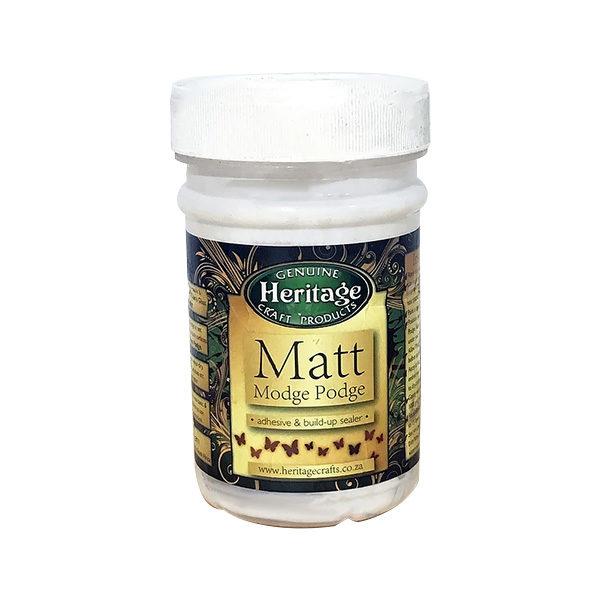 Heritage-Matt-250ml-Modge-Podge