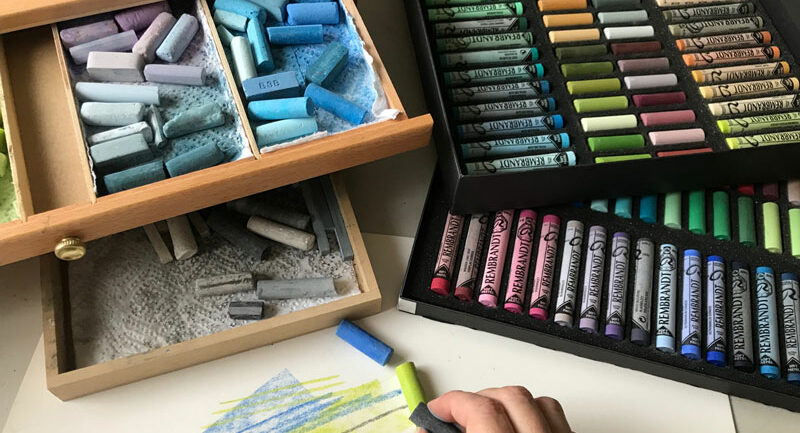 50 Shapes of Pastel: An introduction to Pastels (Part 1)
