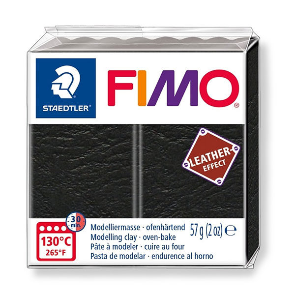 Staedtler-FIMO-Leather-Effect-8010-Modelling-Clay-Black-909