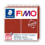 Staedtler-FIMO-Leather-Effect-8010-Modelling-Clay-Rust-749