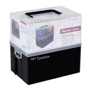 Tombow-ABT-Dual-Brush-Empty-Marker-Case