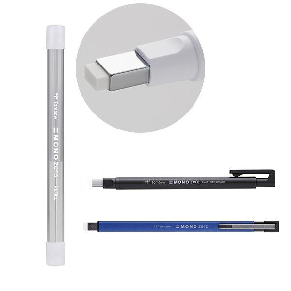 Tombow-Mono-Zero-2,5mm-Square-Refills-with-Eraser-Pens