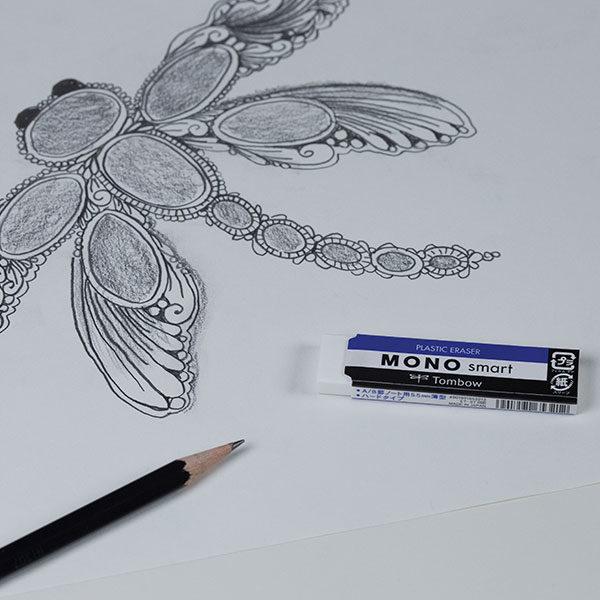 Tombow-Mono-Smart-Eraser-erasing-pencil-sketch-02