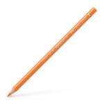 Polychromos colour pencil, cadmium orange