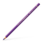 Polychromos colour pencil, purple violet
