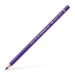 Polychromos colour pencil, blue violet