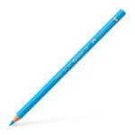 Polychromos colour pencil, light phthalo blue